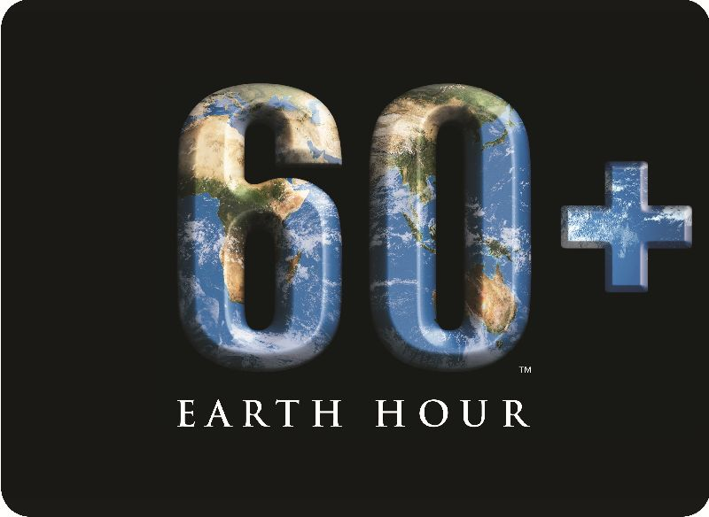 Earth Hour 60 LOGO farbe 800x580